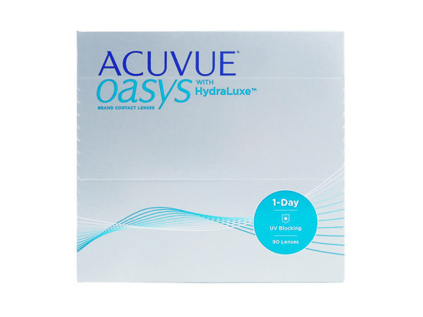 ACUVUE OASYS 1-DAY 90 ШТ.